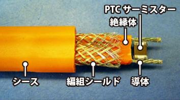 自己制御型ヒーター テクヒーター構造